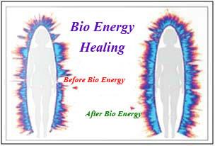 Bio-Energy Healing